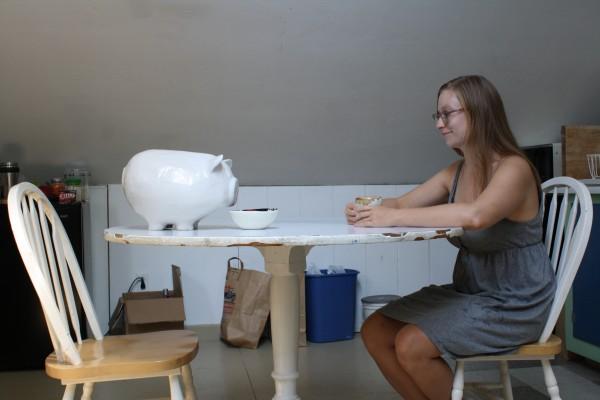 Creative Spirit Sara E Lynch interview with Artist Strong